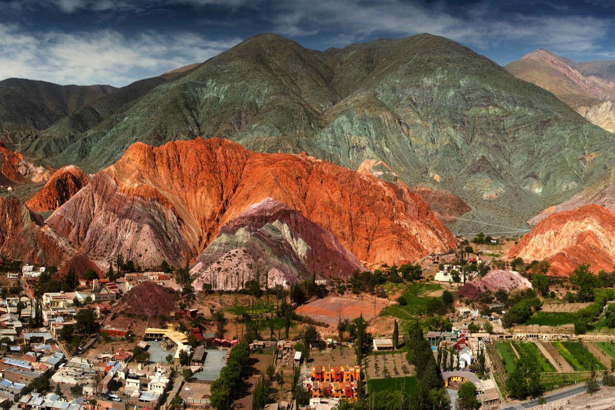 cerro purmamarca
