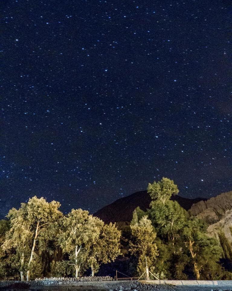 noche purmamarca