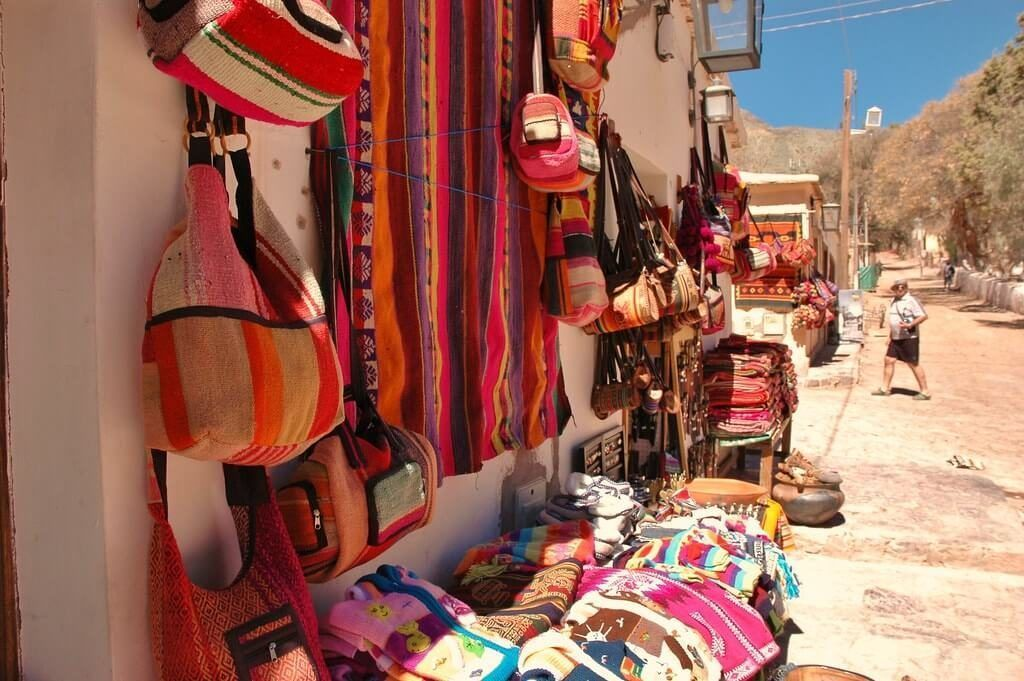 artesania purmamarca jujuy